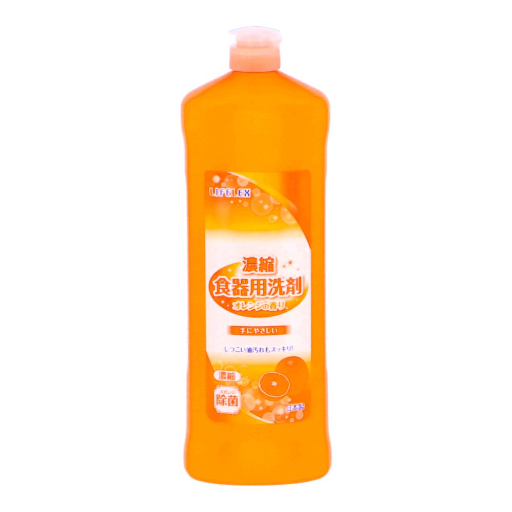 ○濃縮食器用洗剤 オレンジの香り 800ml