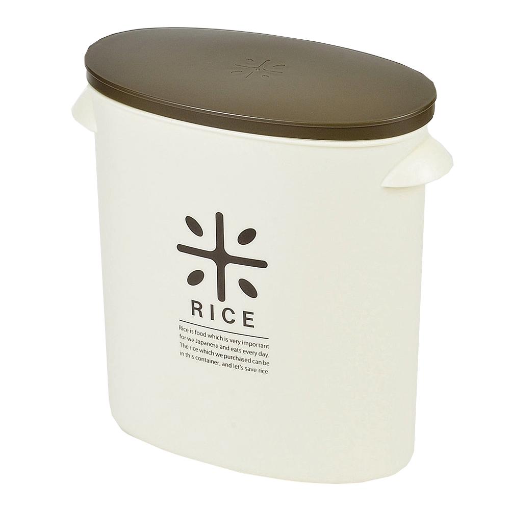 パール金属 お米袋のままストック HB2168 5kg ブラウン