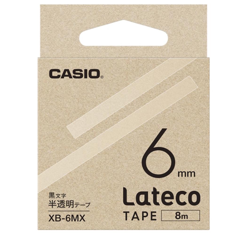 ラテコテープ XB−6MX 透明