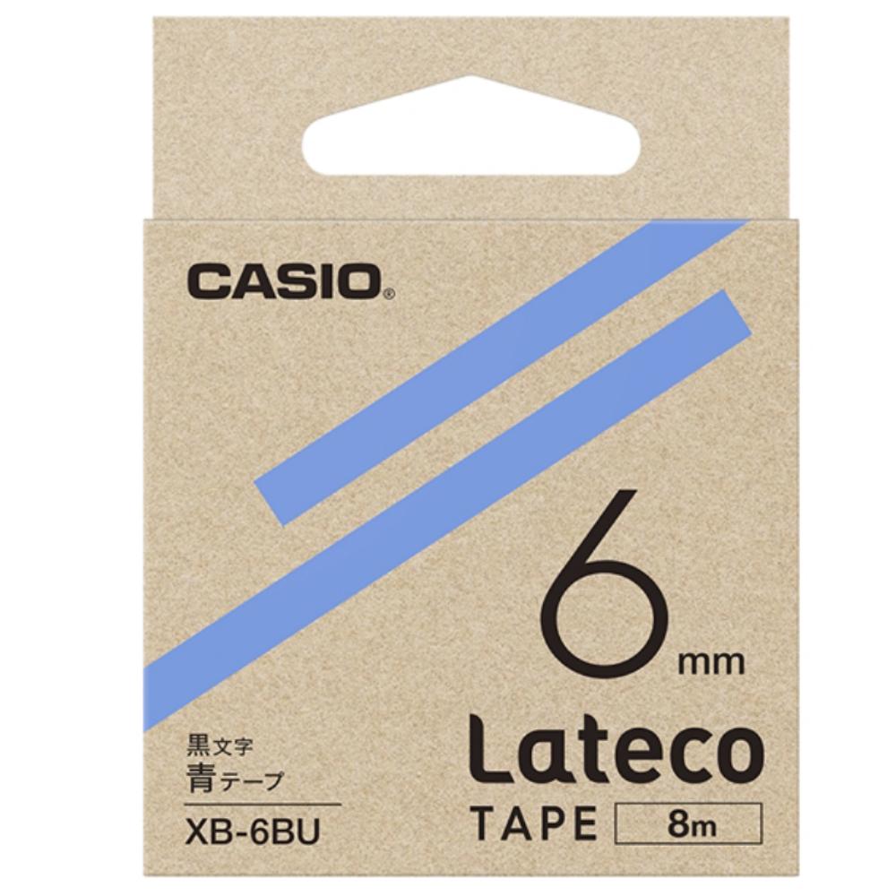 ラテコテープ XB−6BU ブルー
