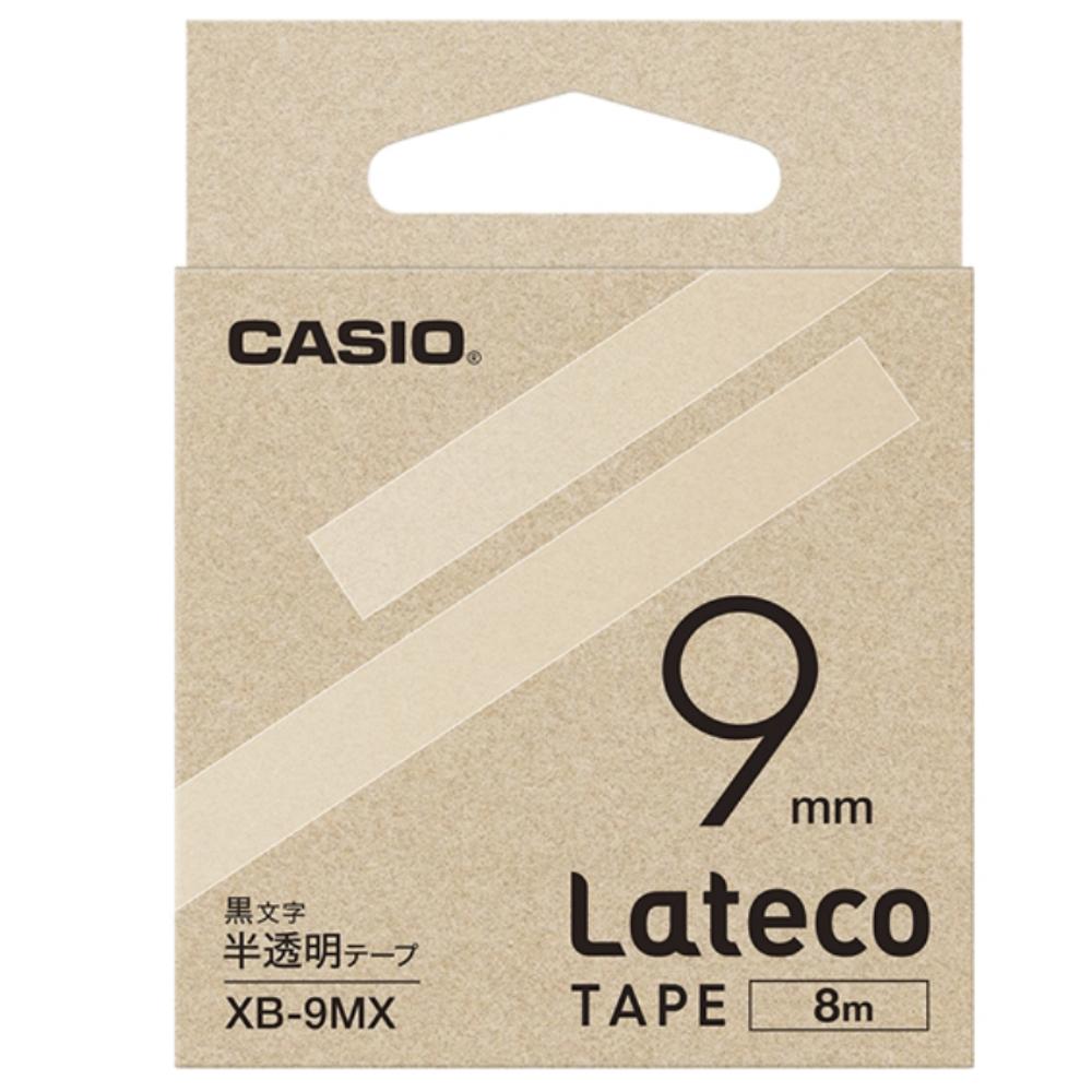 ラテコテープ XB−9MX 透明