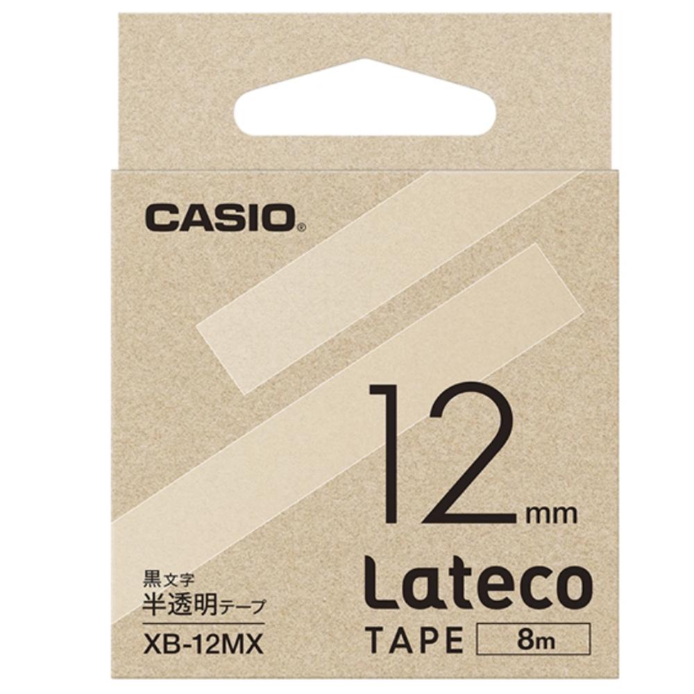 ラテコテープ XB−12MX 透明