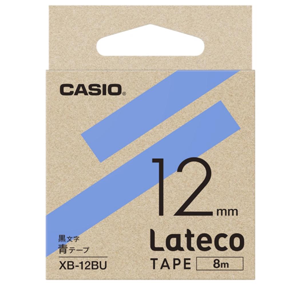 ラテコテープ XB−12BU ブルー