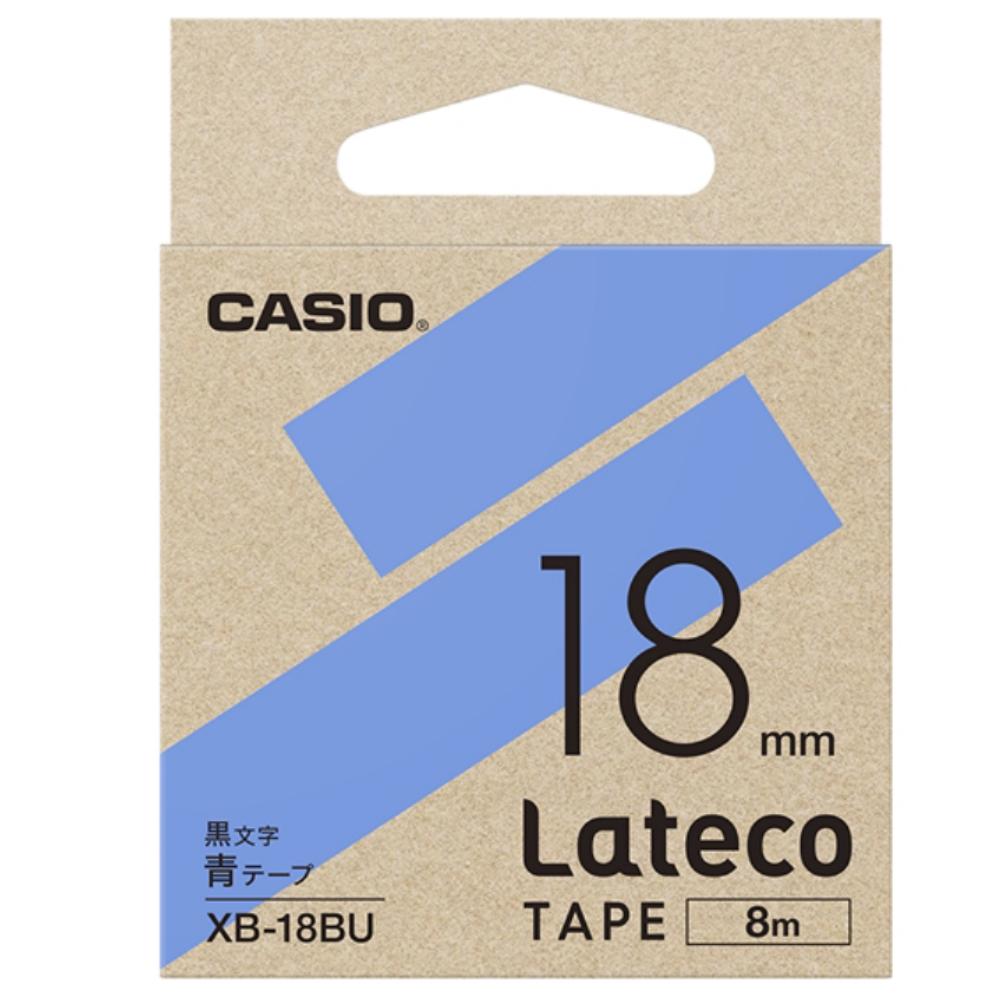 ラテコテープ XB−18BU ブルー