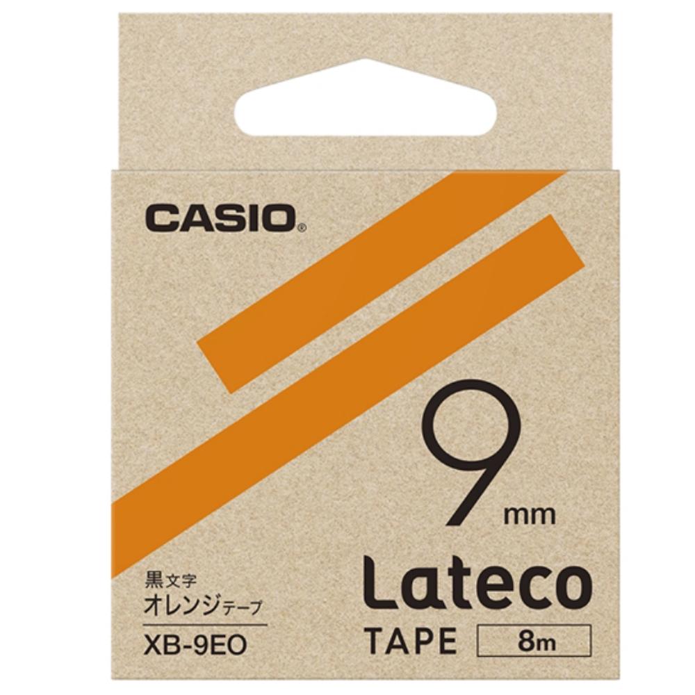 ラテコテープ XB−9EO オレンジ