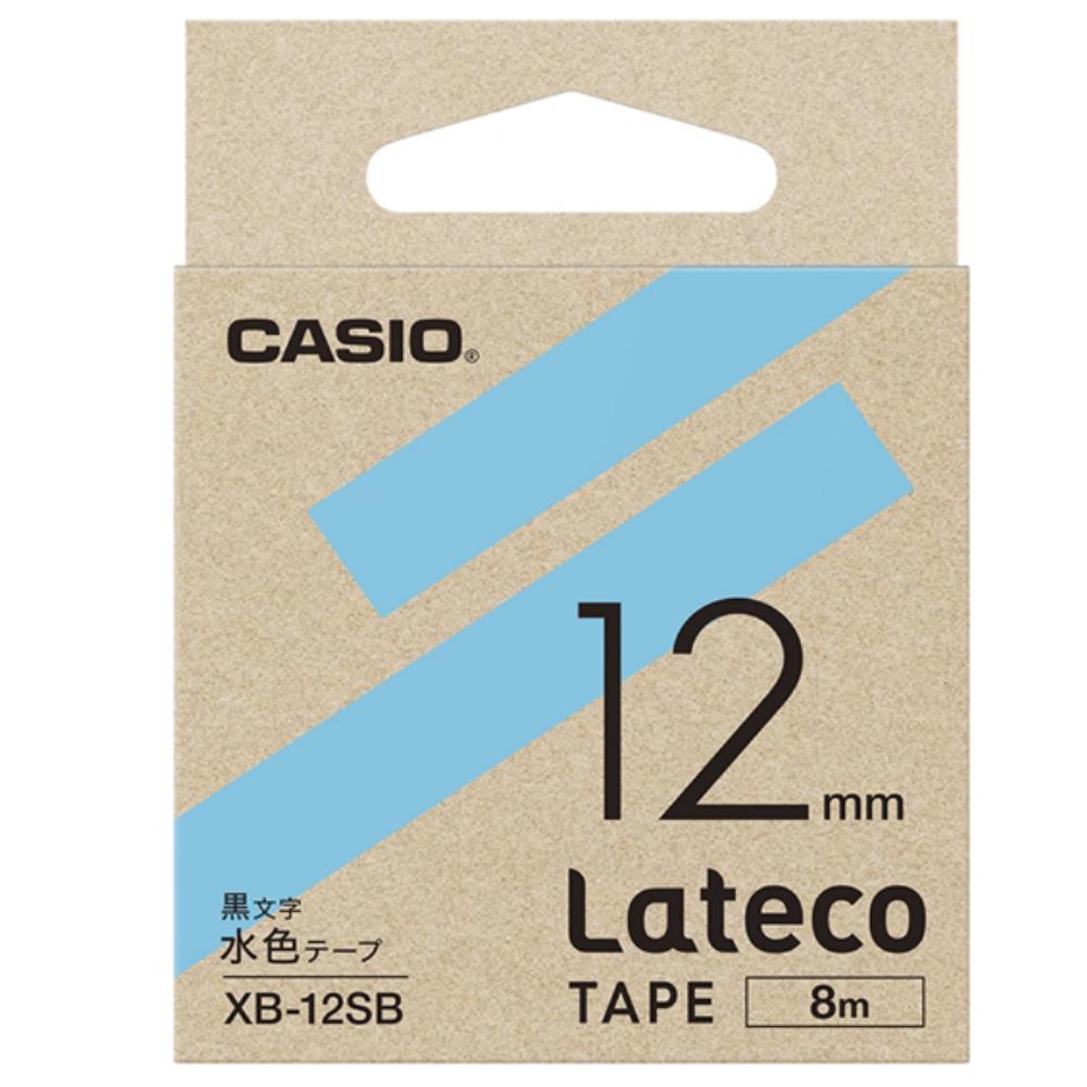 ラテコテープ XB−12SB ライトブルー