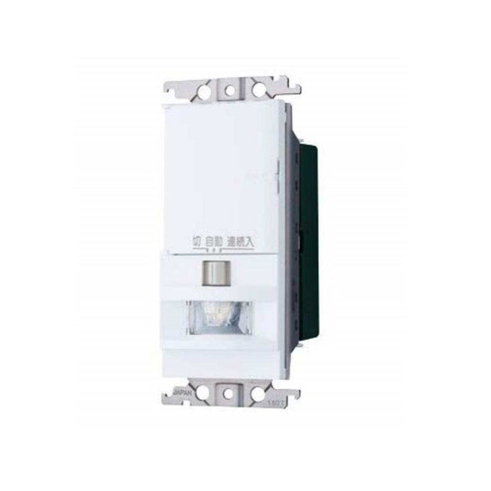 パナソニック(Panasonic) 壁取付熱線センサスイッチ WTK1411WK