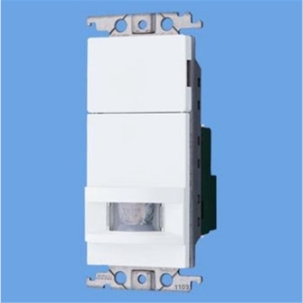 パナソニック(Panasonic) 壁取付熱線センサスイッチ WTK1911WK