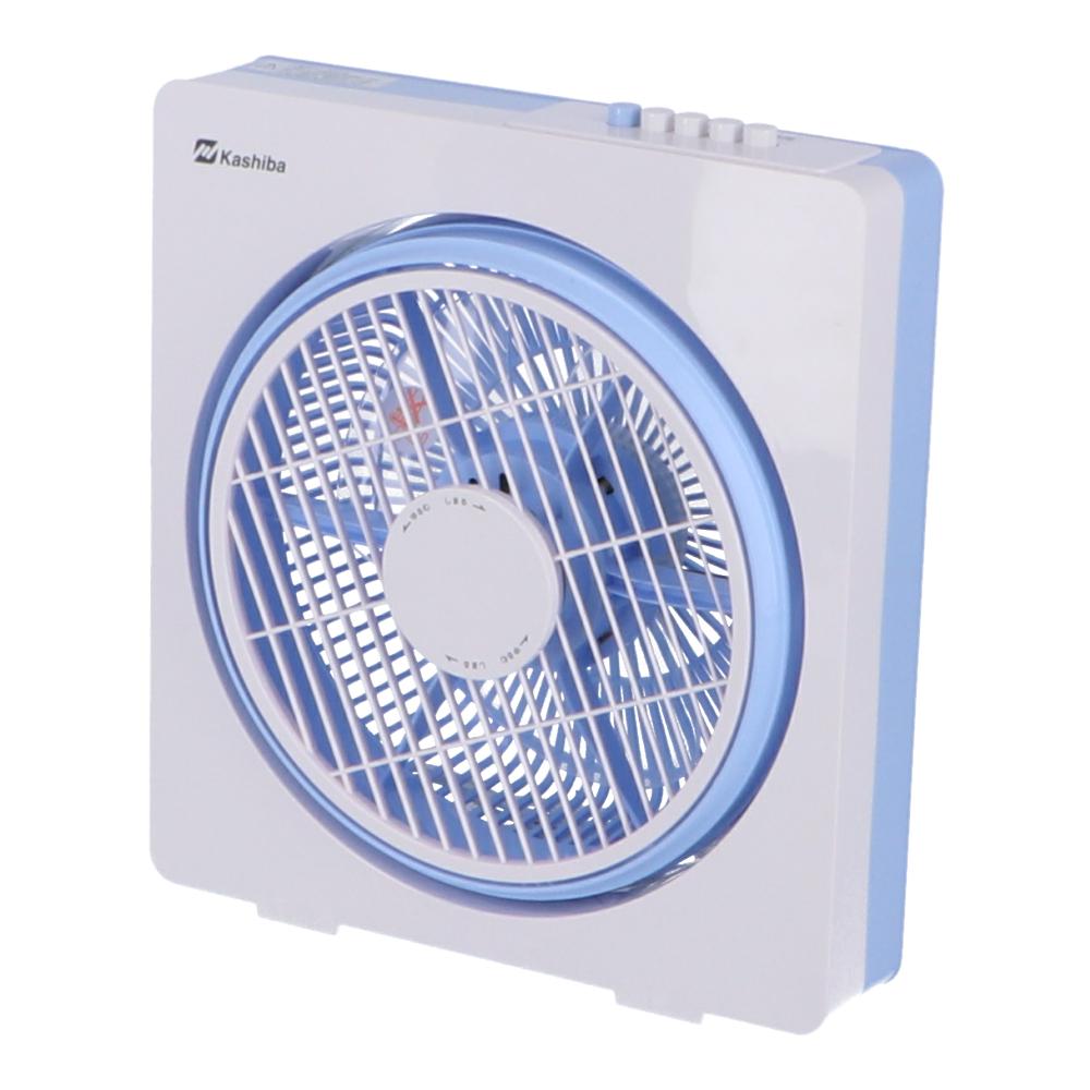 ボックス扇風機 KCF−2125B