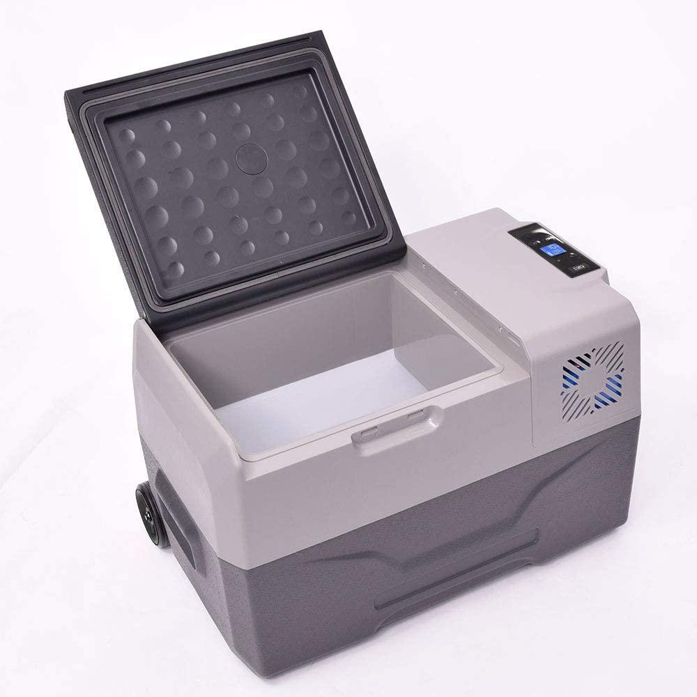 THANKO(サンコー) バッテリー内蔵 30L ひえひえ冷蔵冷凍庫 CLBOX30L