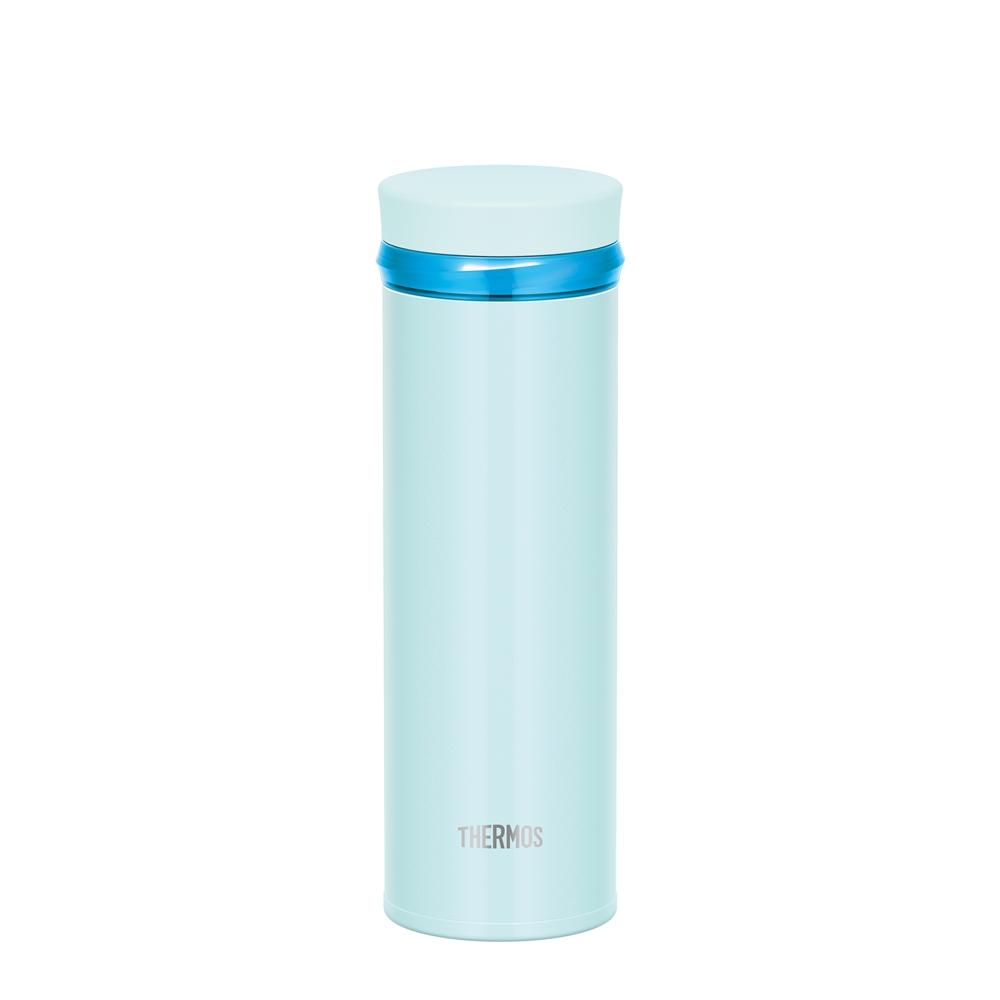 サーモス(THERMOS) 水筒 真空断熱ケータイマグ 【スクリュータイプ】 350ml シャイニーブルー JNO-352 SHB