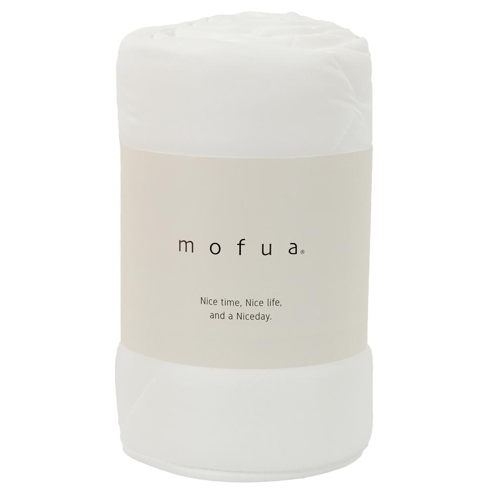 mofua 雲につつまれるような やわらかケット セミダブル オフホワイト 31200242-SD-OWH