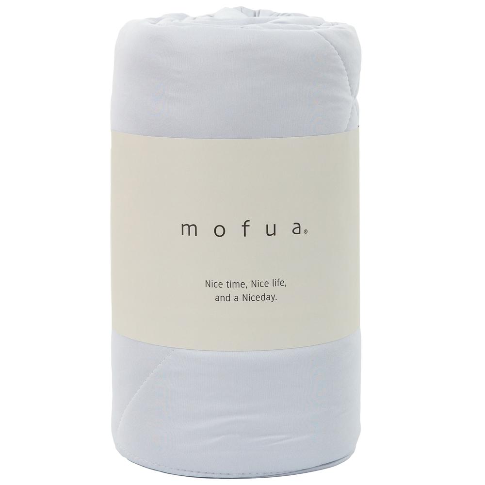 mofua 雲につつまれるような やわらかケット ダブル グレー 31200345-D-GRY