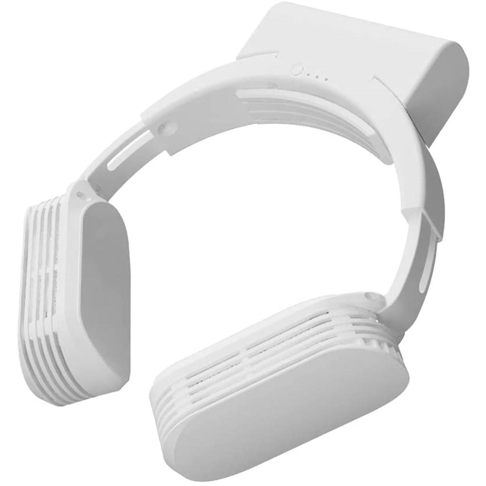 【 めちゃ早便 】THANKO(サンコー) ネッククーラーEvo 専用バッテリー同梱モデル TK-NEMB3-WH (ホワイト)