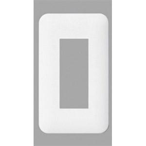 パナソニック(Panasonic) コスモシリーズワイド21 コンセントプレートラウンド1連用(3個用)10枚入(ホワイト) WTF7003W10