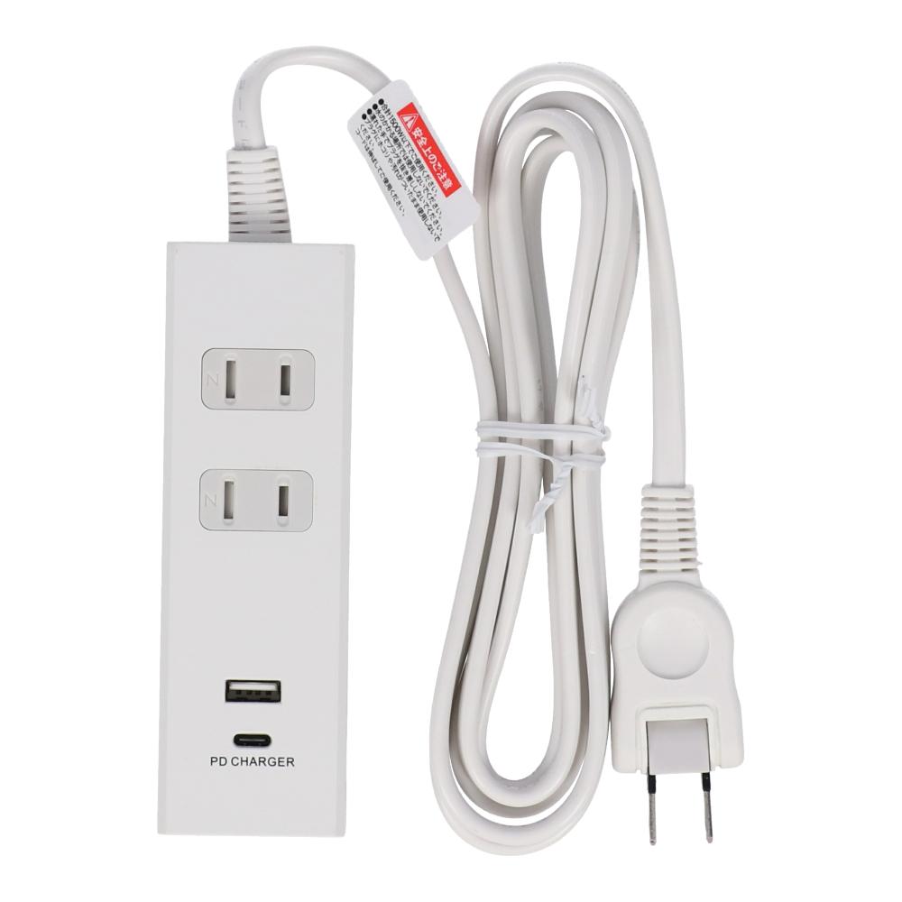 ☆ コーナン オリジナル USBタップPD対応 KEP−S259A
