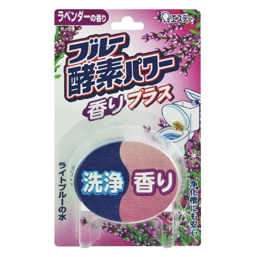 ブルー酵素パワー香りプラス ラベンダーの香り 120g