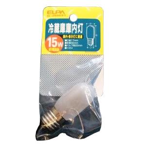 冷蔵庫庫内灯15W E17 G−25H(F)