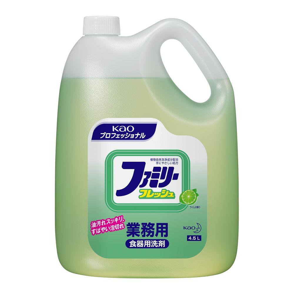 花王 ファミリーフレッシュ 業務用 4.5L