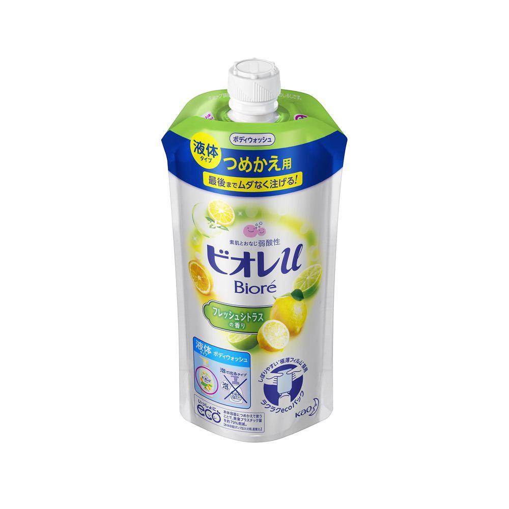 花王 ビオレu フレッシュシトラスの香り [つめかえ用]