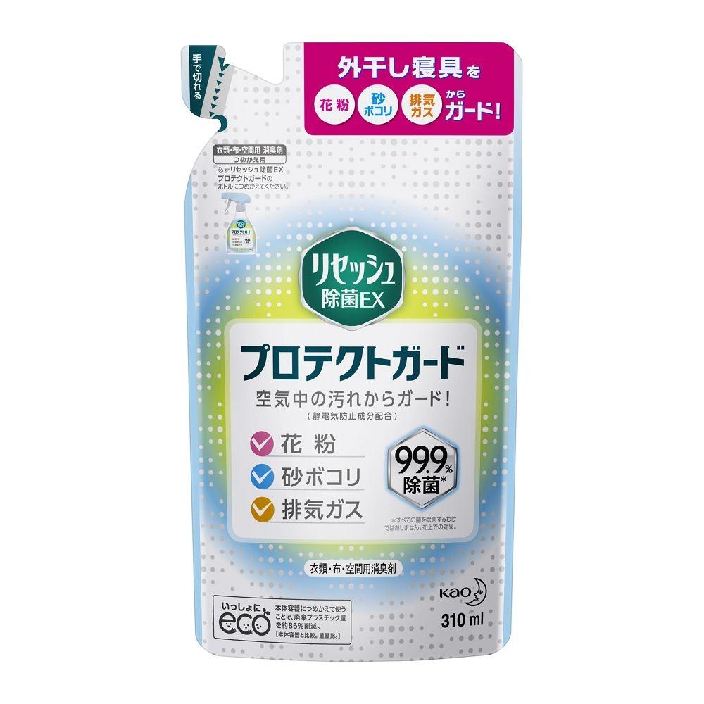 花王 リセッシュ 除菌EX プロテクトガード [つめかえ用 310ml]