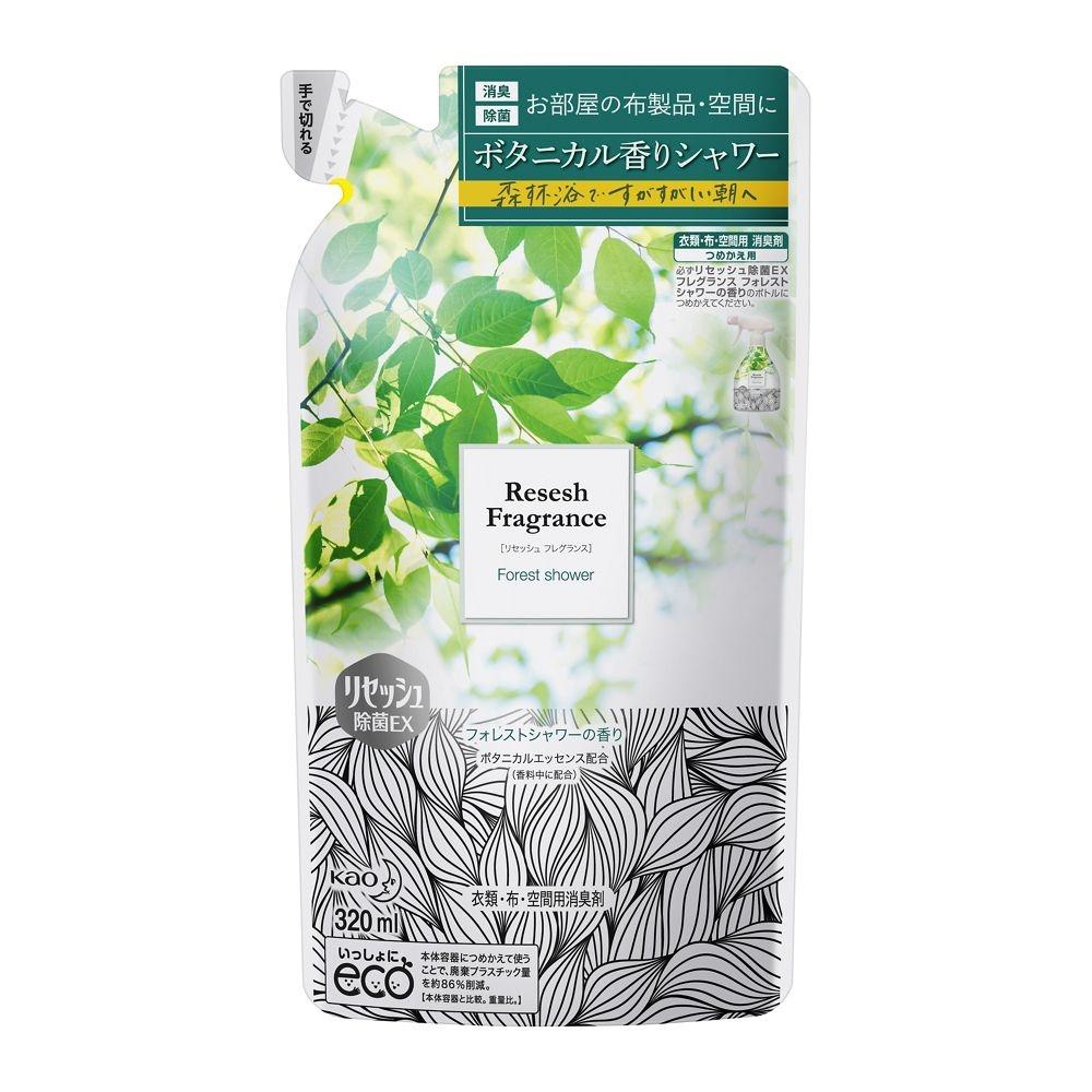 花王 リセッシュ 除菌EX フレグランス フォレストシャワーの香り [つめかえ用]
