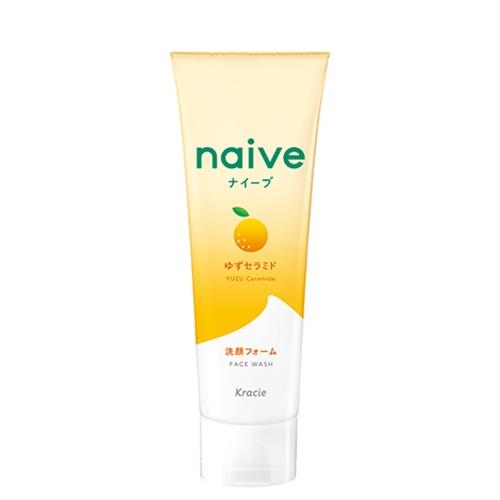 ナイーブ 洗顔フォーム(ゆずセラミド配合)