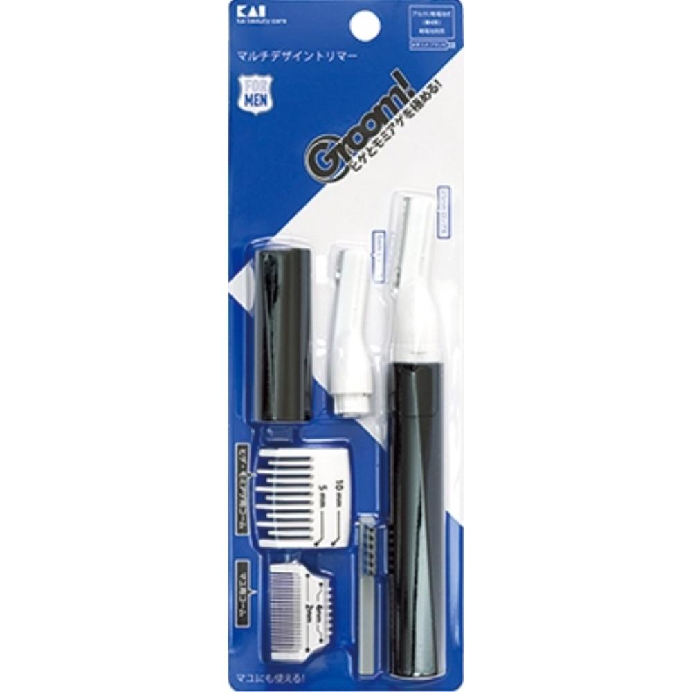 貝印 HC3001 Groomマルチトリマー