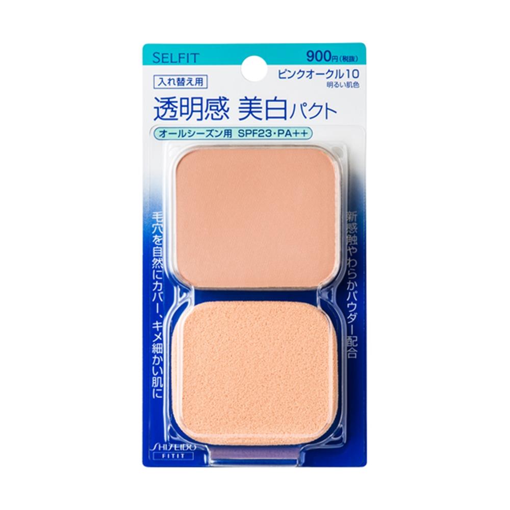 セルフィットピュアホワイトファンデーション ピンクオークル10 (レフィル)