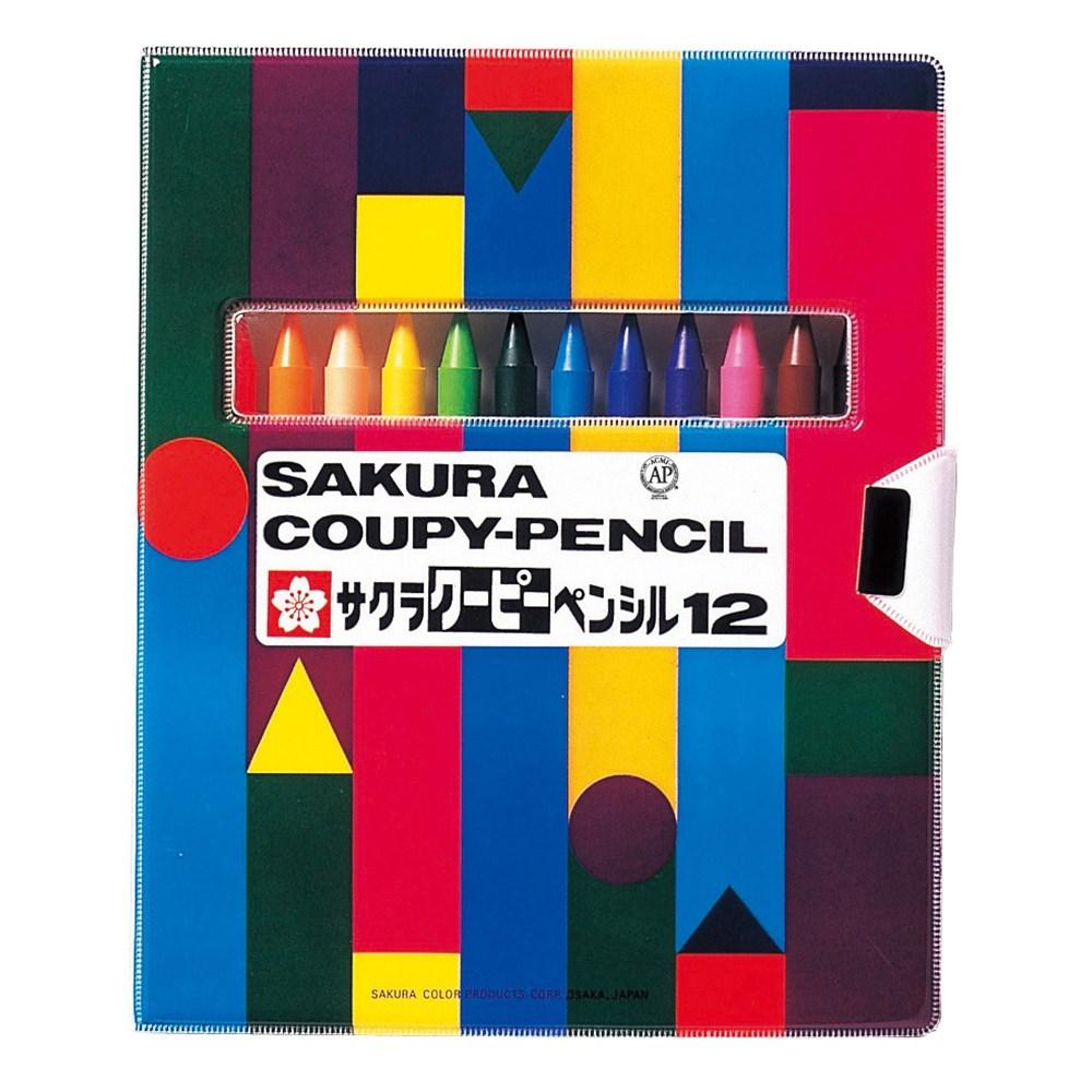 クーピーペンシル12