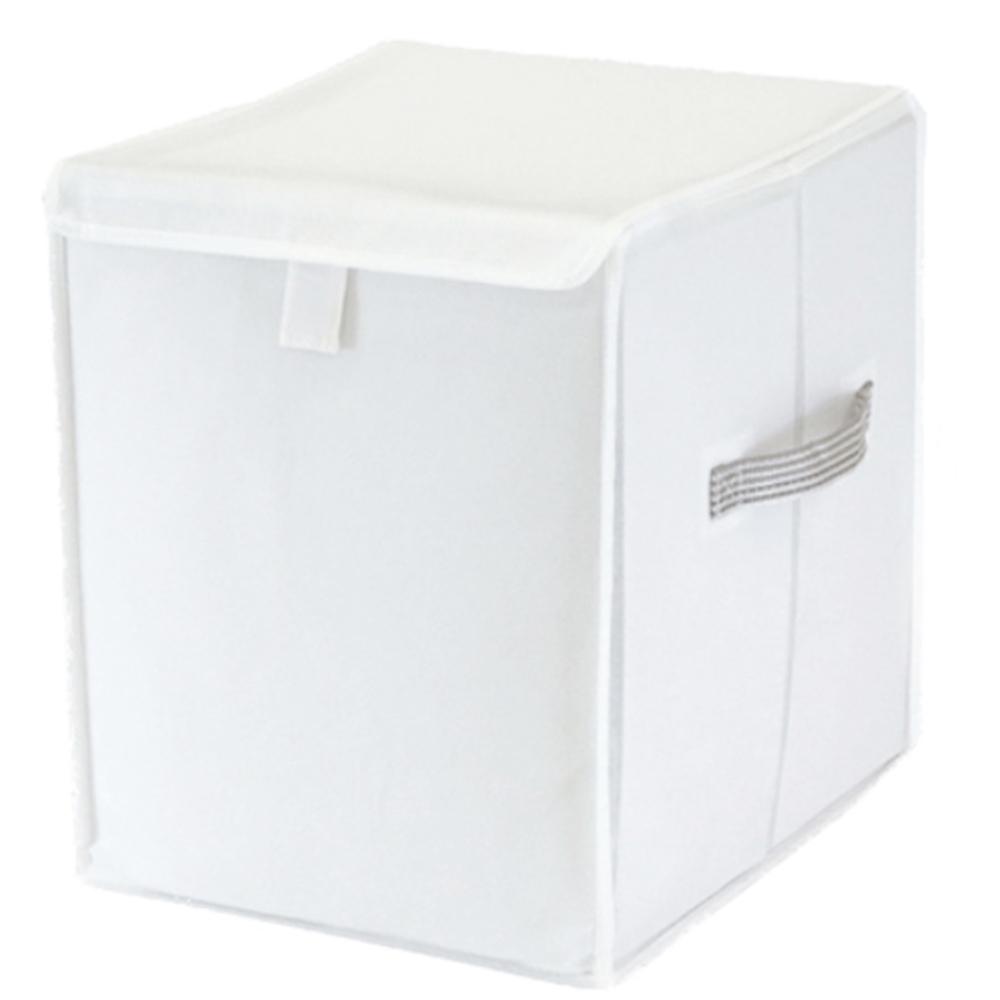 東和産業 収納袋 衣類 小物 棚上マルチ収納 幅30×奥行35×高さ36cm クローゼット収納