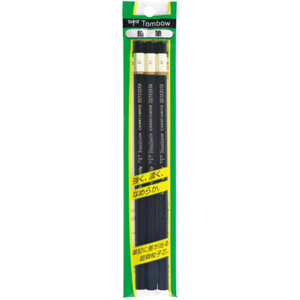 鉛筆 モノB 3P ASA-394