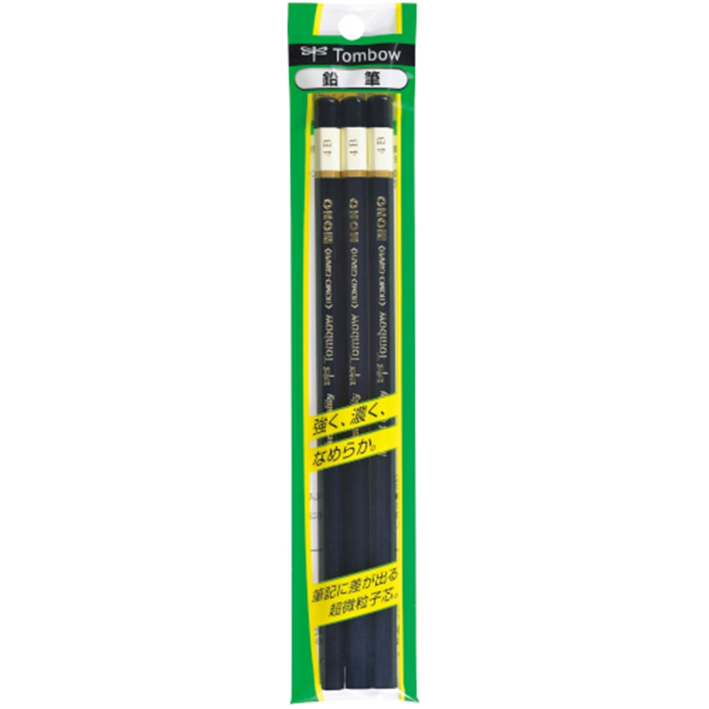 鉛筆 モノ4B 3P ASA-397