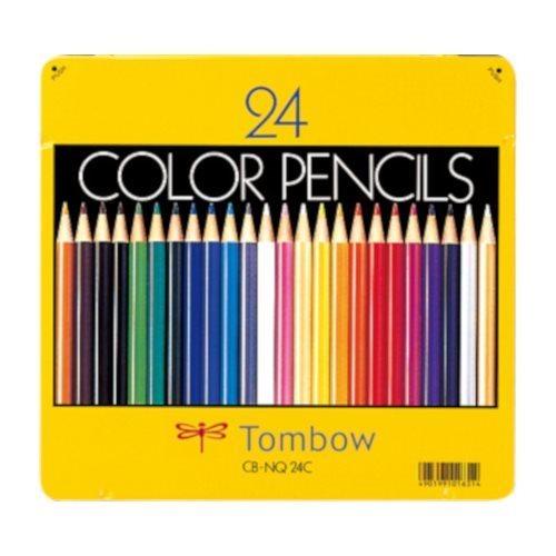 色鉛筆24色NQ CB−NQ24C