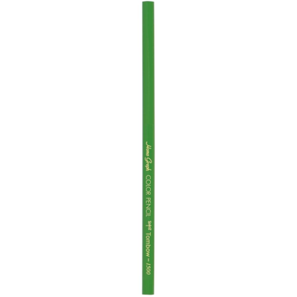 色鉛筆1500単色 黄緑 1500-06J