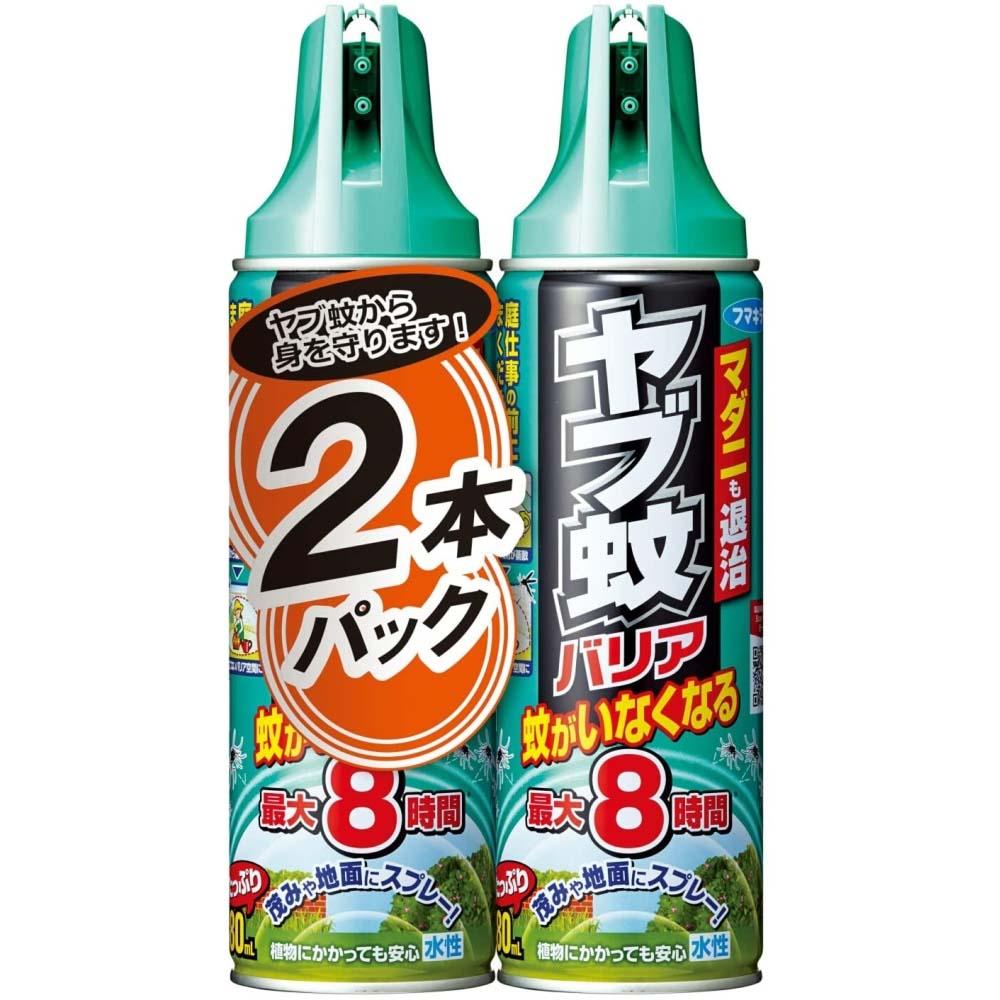◇ ヤブ蚊バリア480ml 2本パック