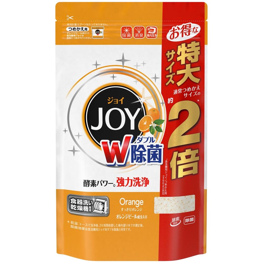 P&G 食洗機用ジョイ オレンジピール成分入り 詰替特大 930g