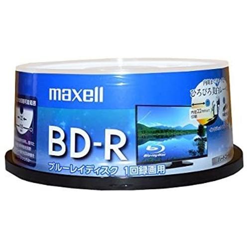 マクセル 録画用BD−R BRV25WPE.30SP