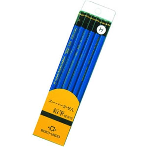 墨運堂 かせん鉛筆H 30153