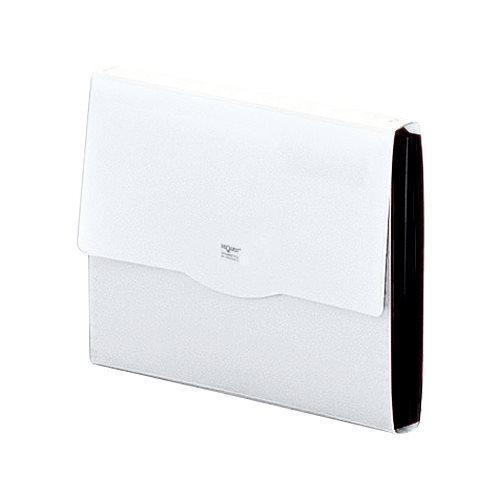 A4ドキュメントファイル13P白 G5800−0