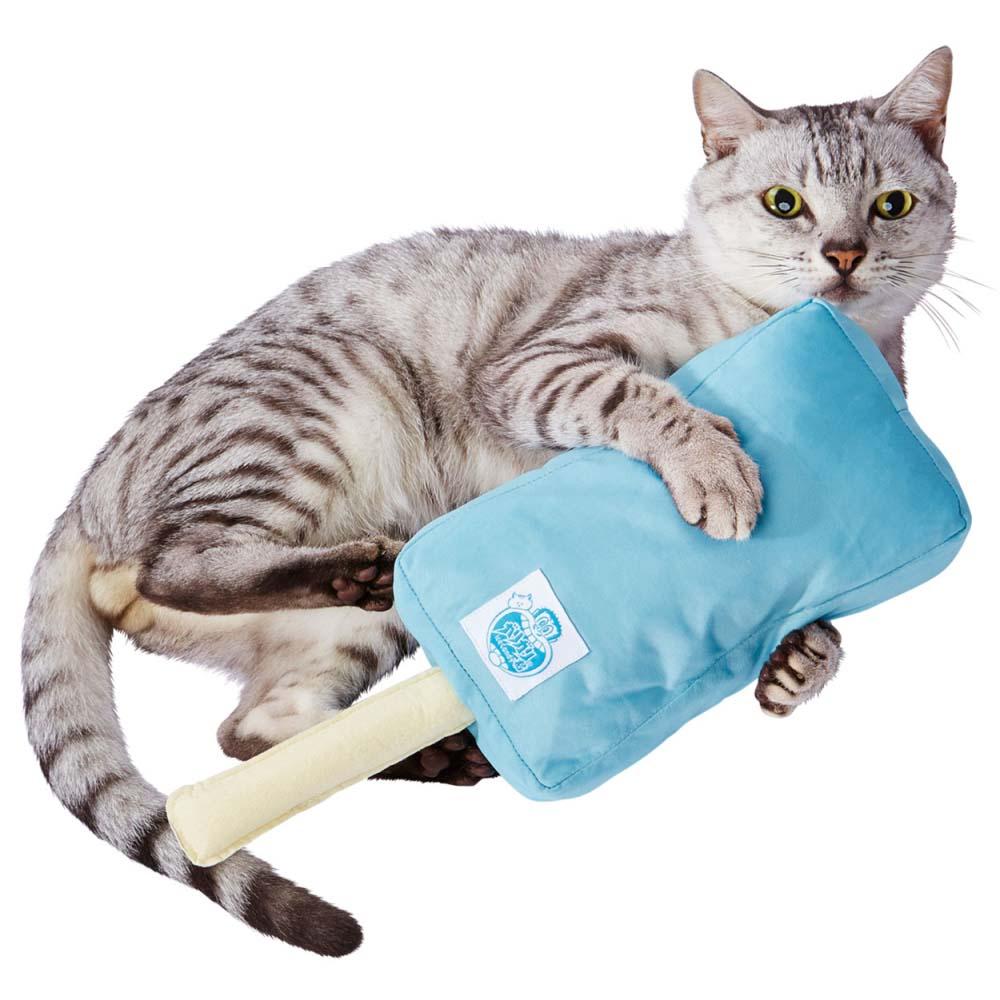 ペティオ 猫用おもちゃガリガリ君 けりぐるみ
