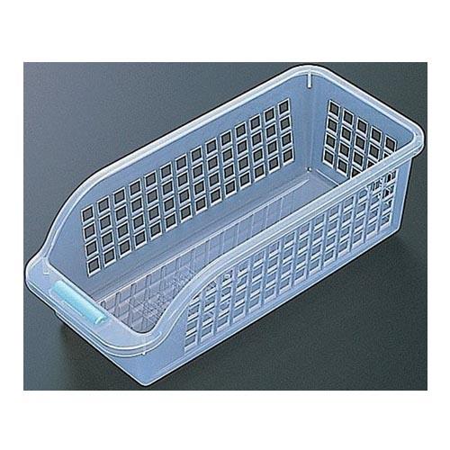 イノマタ 冷蔵庫バスケット深型クリアー