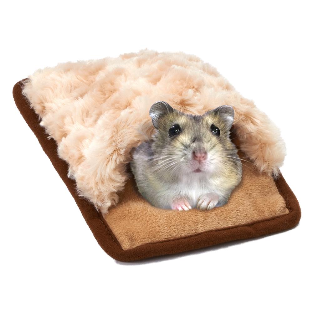 ほっとハム暖ポケハムベット おふとん