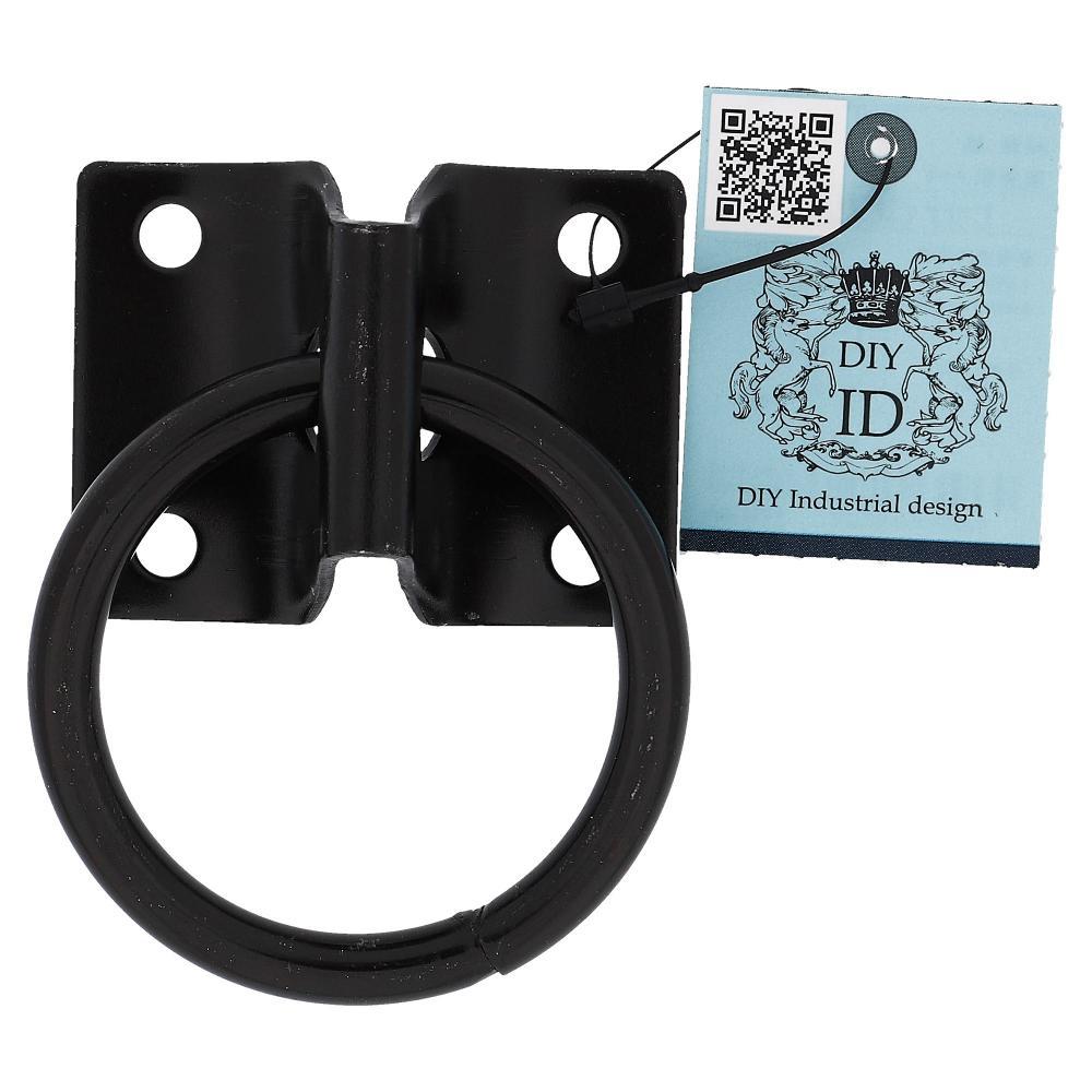 大里 亜鉛黒ヒッティングリングプレート型 ID−552