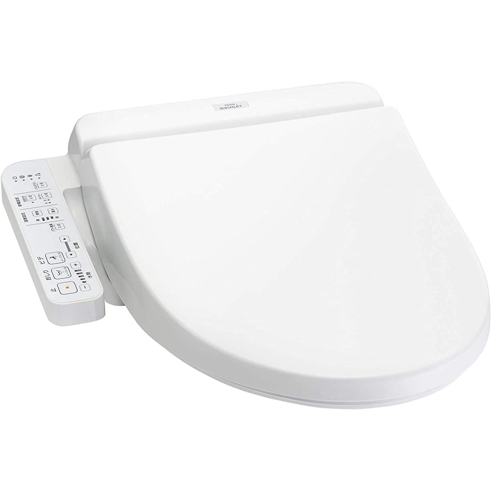 TOTO ウォシュレット Kシリーズ 貯湯式 温水洗浄便座 ホワイト TCF8CK67 #NW1