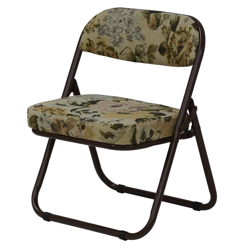 軽くて折りたためる高座椅子 CF−4254 BR