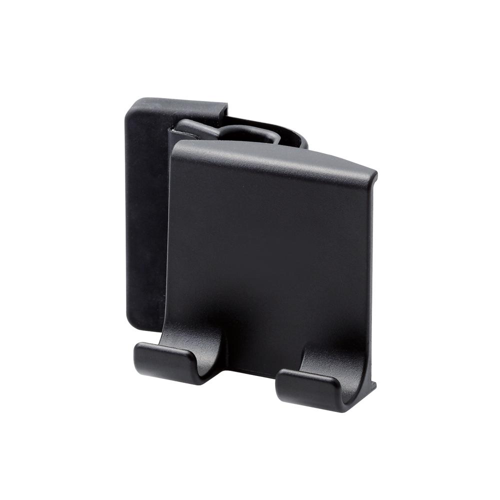 スマートフォン用ディスプレイクリップスタンド  P-DSCLPDBK ブラック