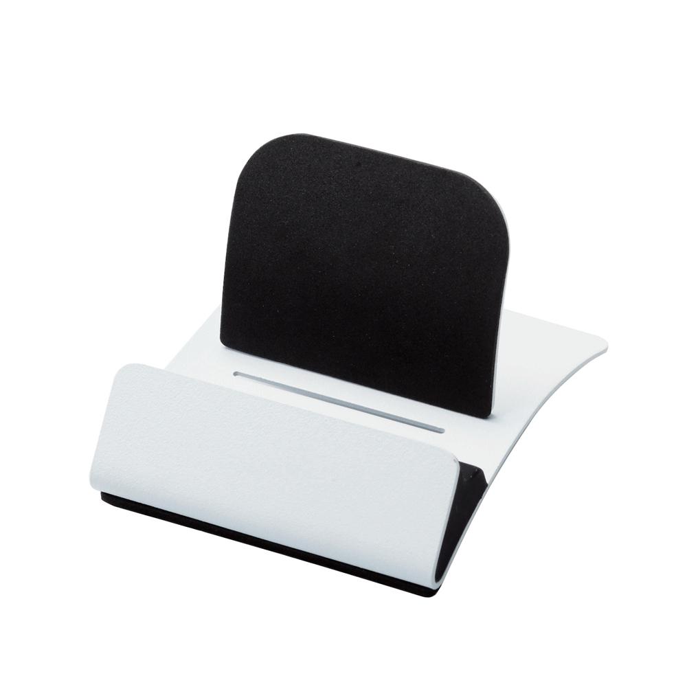 タブレット用スチールスタンド  TB-DSCHARCWH ホワイト
