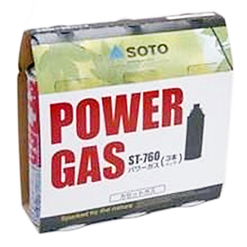 SOTO ハイパワーガス ST-760