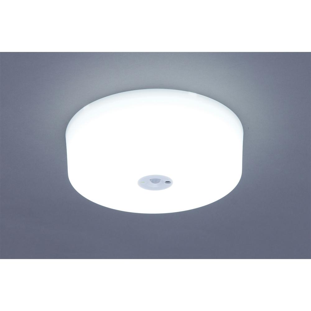アイリスオーヤマ 小型LEDシーリング 人感昼白SCL9N−HLSC